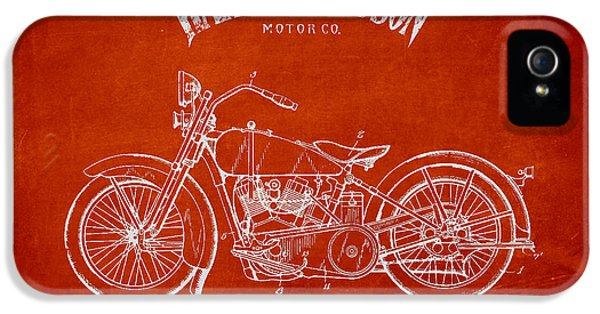 Diagram iPhone 5 Cases - Harley Davidson Motorcycle Cycle Support Patent Drawing From 192 iPhone 5 Case by Aged Pixel