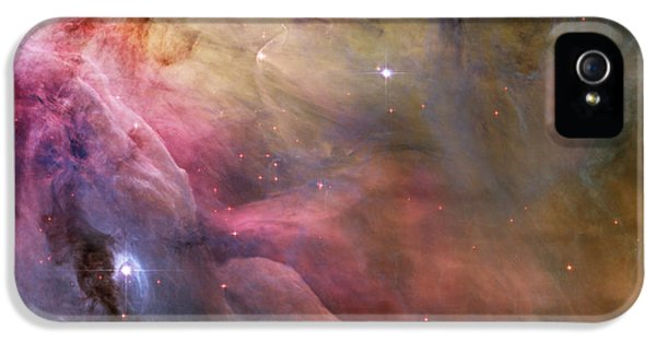 Color iPhone 5 Cases - Orion Nebula iPhone 5 Case by Sebastian Musial