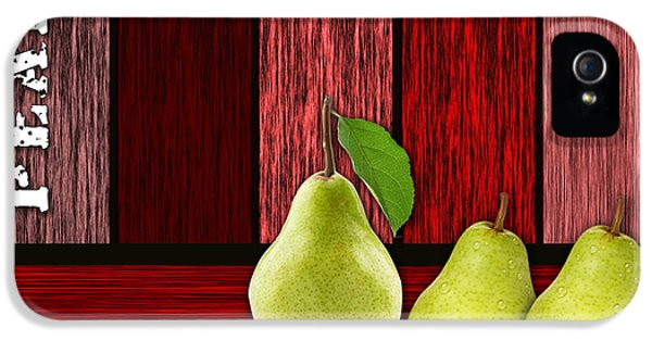 Pear Farm IPhone 5 / 5s Case by Marvin Blaine