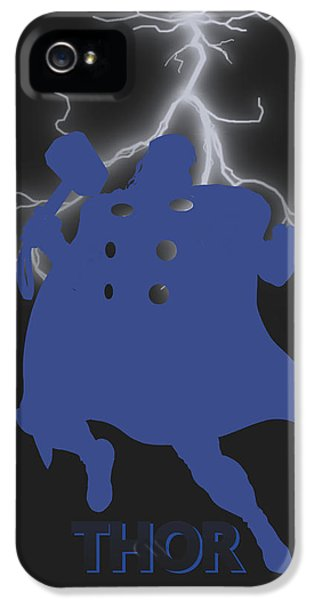 Ants iPhone 5 Cases - Thor iPhone 5 Case by Joe Hamilton