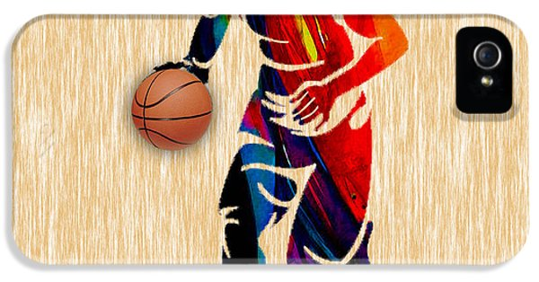 Basketball IPhone 5 / 5s Case by Marvin Blaine