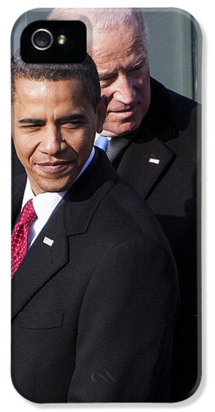 Inauguration IPhone 5 / 5s Case by JP Tripp