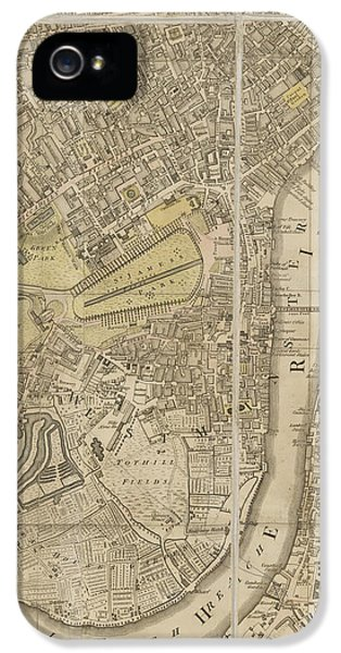 London IPhone 5 / 5s Case by British Library