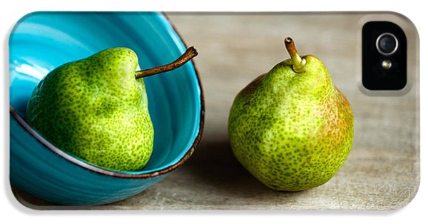 Pears IPhone 5 / 5s Case by Nailia Schwarz
