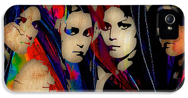 The Runaways Collection IPhone 5 / 5s Case by Marvin Blaine