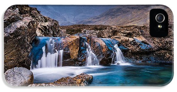 End Of Days iPhone 5 Cases - Fairy Pools iPhone 5 Case by Maciej Markiewicz
