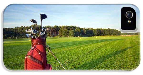 Golf Gear IPhone 5 / 5s Case by Michal Bednarek