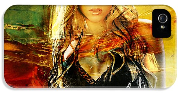 Shakira IPhone 5 / 5s Case by Marvin Blaine