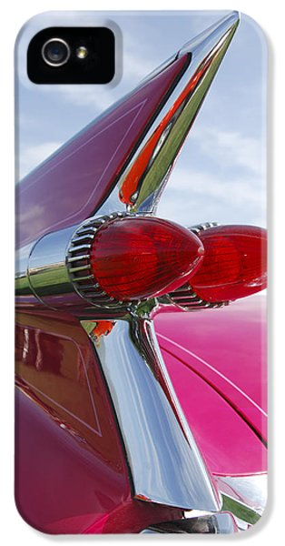 1959 Cadillac Eldorado Taillight IPhone 5 / 5s Case by Jill Reger