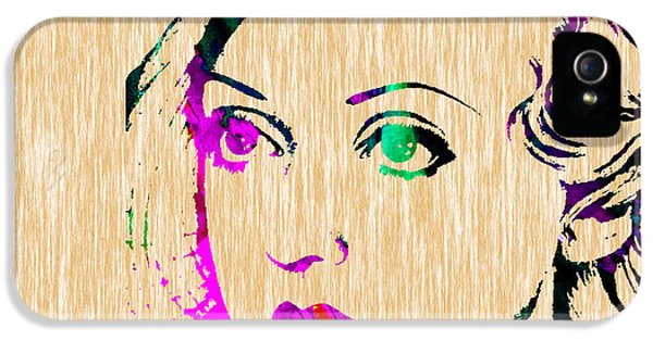 Bette Davis Collection IPhone 5 / 5s Case by Marvin Blaine