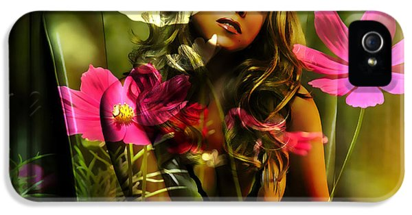 At A Public Appearance Photographs iPhone 5 Cases - Mariah Carey iPhone 5 Case by Marvin Blaine