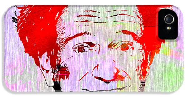 Robin Williams Art IPhone 5 / 5s Case by Marvin Blaine