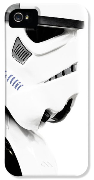 Masquerade iPhone 5 Cases - Star wars stormtrooper iPhone 5 Case by Toppart Sweden