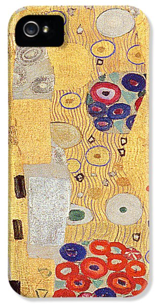 Hug iPhone 5 Cases - The Kiss iPhone 5 Case by Gustav Klimt