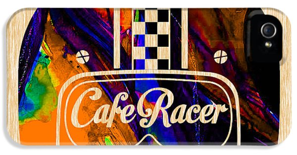 Cafe Racer IPhone 5 / 5s Case by Marvin Blaine
