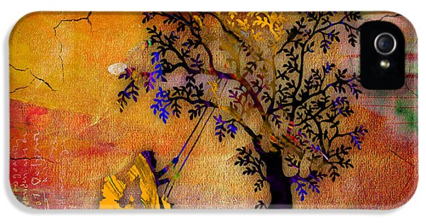 Tree Wall Art IPhone 5 / 5s Case by Marvin Blaine