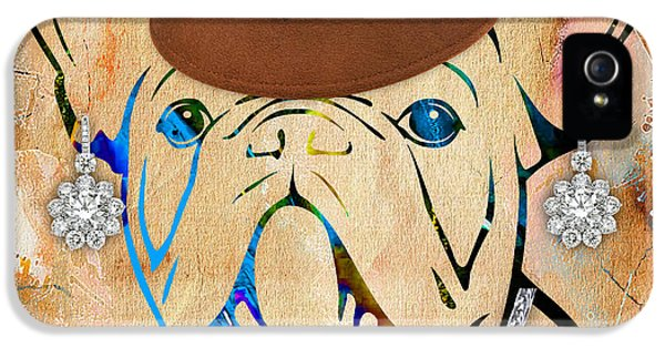 French Bulldog Collection IPhone 5 / 5s Case by Marvin Blaine