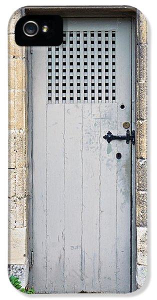 Old Door IPhone 5 / 5s Case by Tom Gowanlock