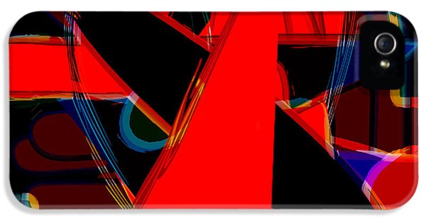 Abstract Art Collection IPhone 5 / 5s Case by Marvin Blaine