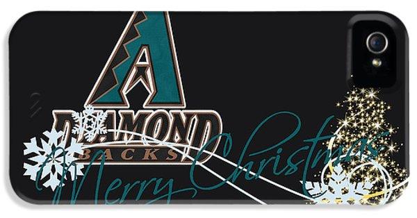 Arizona Diamondbacks IPhone 5 / 5s Case by Joe Hamilton