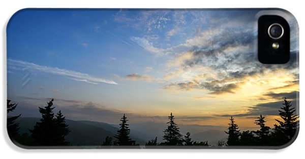 Summer Solstice Sunrise IPhone 5 / 5s Case by Thomas R Fletcher