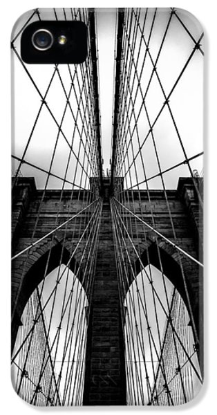 A Brooklyn Perspective IPhone 5 / 5s Case by Az Jackson