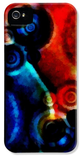 A Drop In The Puddle 1 IPhone 5 / 5s Case by Angelina Vick