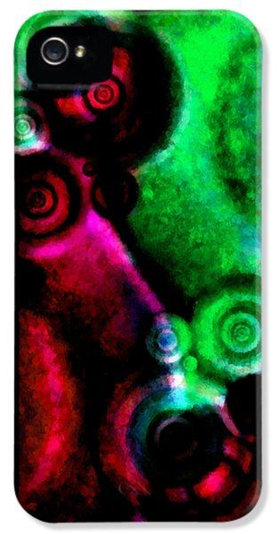 A Drop In The Puddle 3 IPhone 5 / 5s Case by Angelina Vick