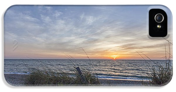 A Glass Of Sunrise IPhone 5 / 5s Case by Jon Glaser