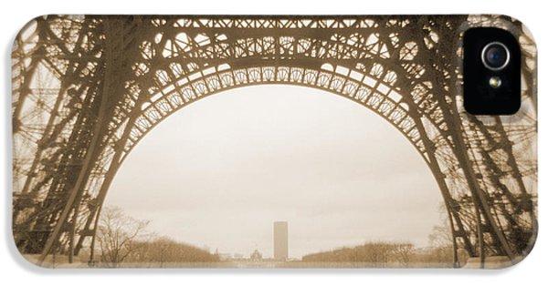 Arc iPhone 5 Cases - A Walk Through Paris 14 iPhone 5 Case by Mike McGlothlen