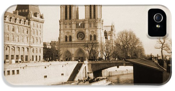 Arc iPhone 5 Cases - A Walk Through Paris 22 iPhone 5 Case by Mike McGlothlen