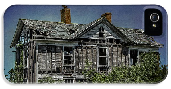 Abandoned Dream IPhone 5 / 5s Case by Terry Rowe
