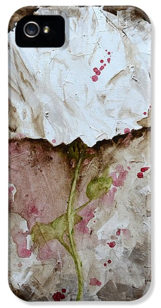 Abstract Rose IPhone 5 / 5s Case by Jakub DK