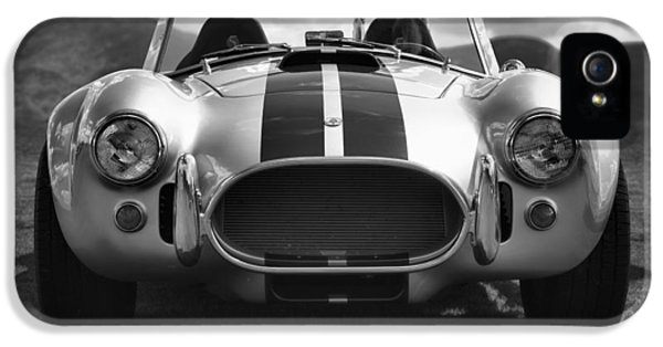 Car iPhone 5 Cases - AC Cobra 427 iPhone 5 Case by Sebastian Musial