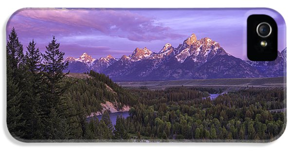 Pink Sunrise iPhone 5 Cases - Admiration iPhone 5 Case by Chad Dutson