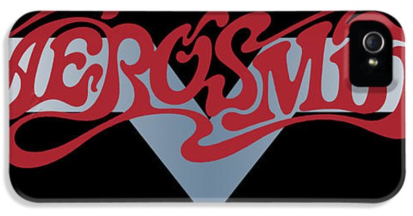 Aerosmith - Dream On Banner 1973 IPhone 5 / 5s Case by Epic Rights