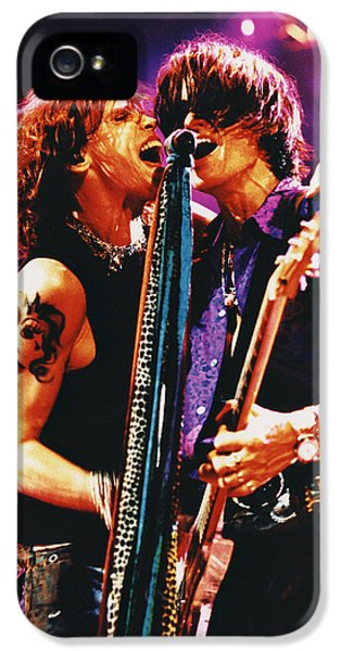 Aerosmith - Toxic Twins IPhone 5 / 5s Case by Epic Rights
