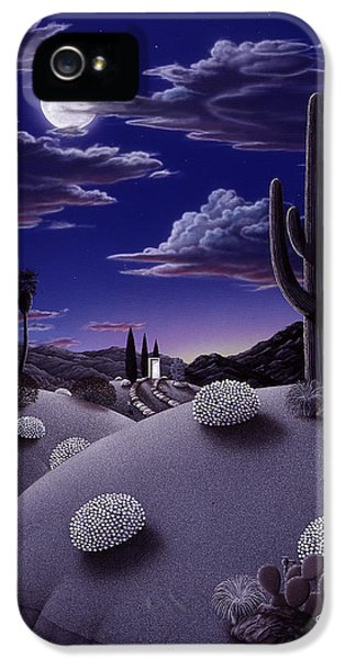 Deserted iPhone 5 Cases - After the Rain iPhone 5 Case by Snake Jagger