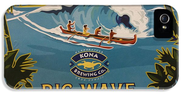 Bar iPhone 5 Cases - Aloha Series 2 iPhone 5 Case by Cheryl Young