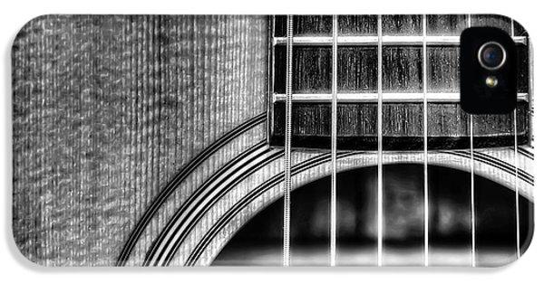 Acoustic iPhone 5 Cases - Alvarez Yairi iPhone 5 Case by Scott Norris