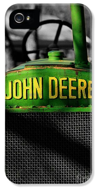 Another Deere IPhone 5 / 5s Case by Cheryl Young