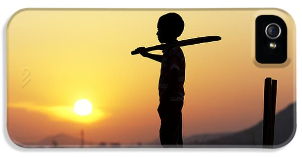 Any One For Cricket IPhone 5 / 5s Case by Tim Gainey