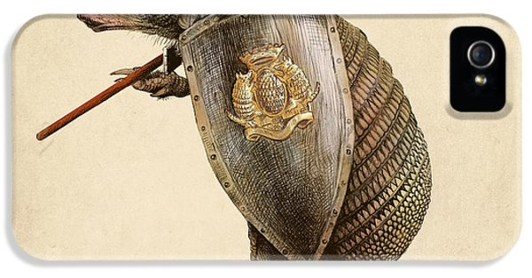 Armadillo IPhone 5 / 5s Case by Eric Fan