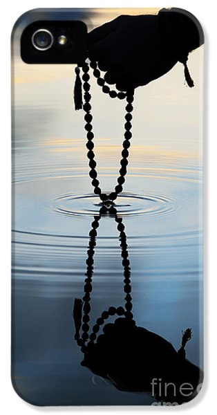 Waterdrop iPhone 5 Cases - As Above So Below iPhone 5 Case by Tim Gainey