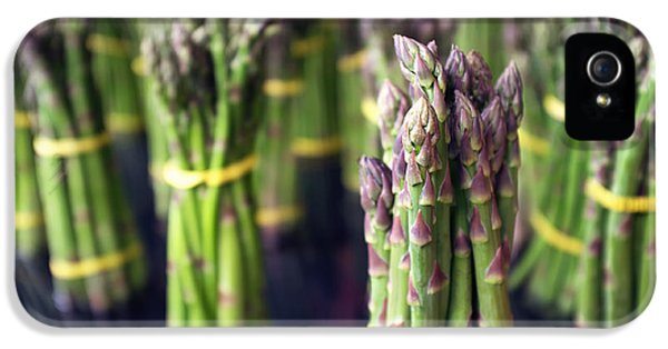 Asparagus IPhone 5 / 5s Case by Tanya Harrison