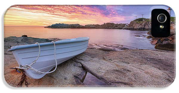 Atlantic Dawn IPhone 5 / 5s Case by Eric Gendron