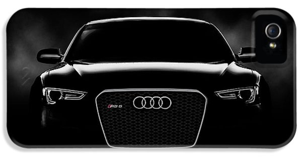 Key iPhone 5 Cases - Audi RS5 iPhone 5 Case by Douglas Pittman