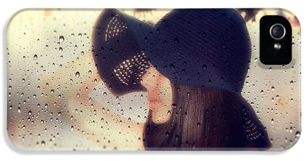 Rain.window iPhone 5 Cases - Autumn Dream iPhone 5 Case by Stylianos Kleanthous