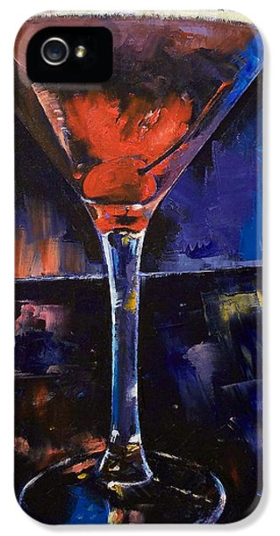 Backstage Martini IPhone 5 / 5s Case by Michael Creese