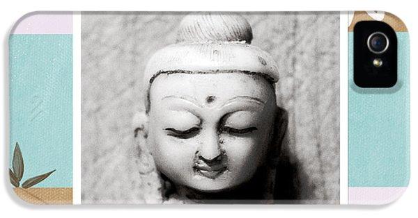 Balance- Zen Art IPhone 5 / 5s Case by Linda Woods